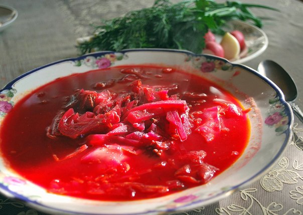 Borsch community photo