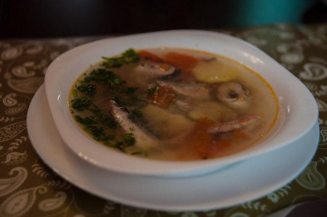 soup Ukha