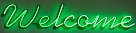 Welcome English e