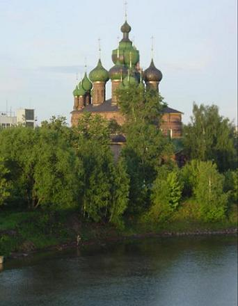 church in Yaraslav
