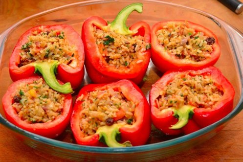 peppers stuffed a