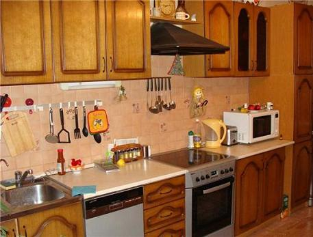 Kitchen remodeled small