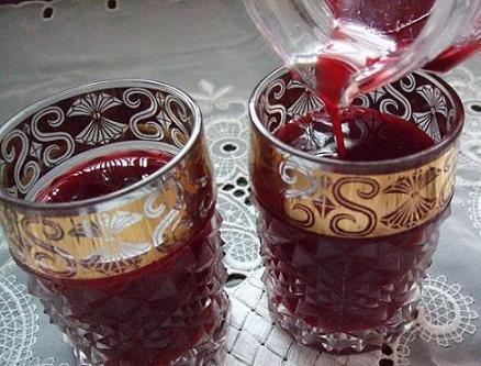 cranberry kvas