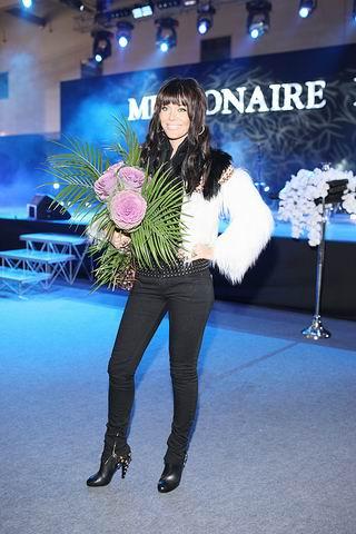 Millionaire fair flowers