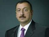 Azerbaijan Pres Ilham Aliyev