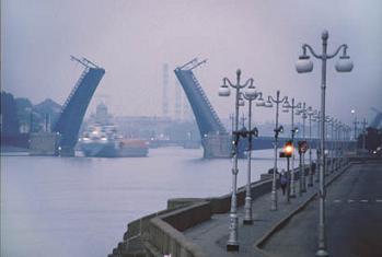 Bridge opens