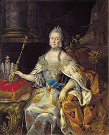 St P Catherine portrait