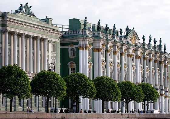 Winter Palace and hermitage 1