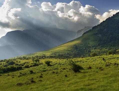 The North-West Border, Scouts Paradise Bulgaria-central-plains-meet-mountains