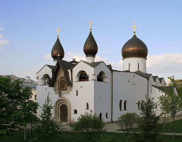 Life in a russian home the mendeleyev journal live from moscow - The Story Of Saints Elizabeth And Barbara The Mendeleyev