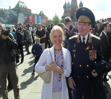 Victory Day, more views of 09 May | The Mendeleyev Journal