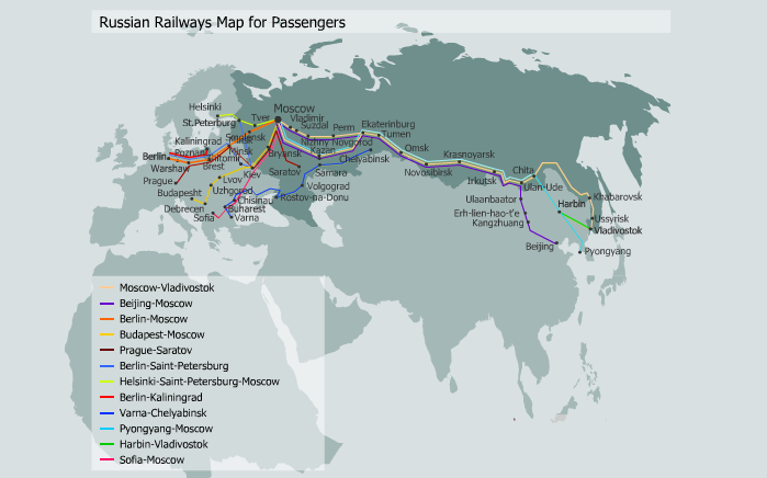 train map official