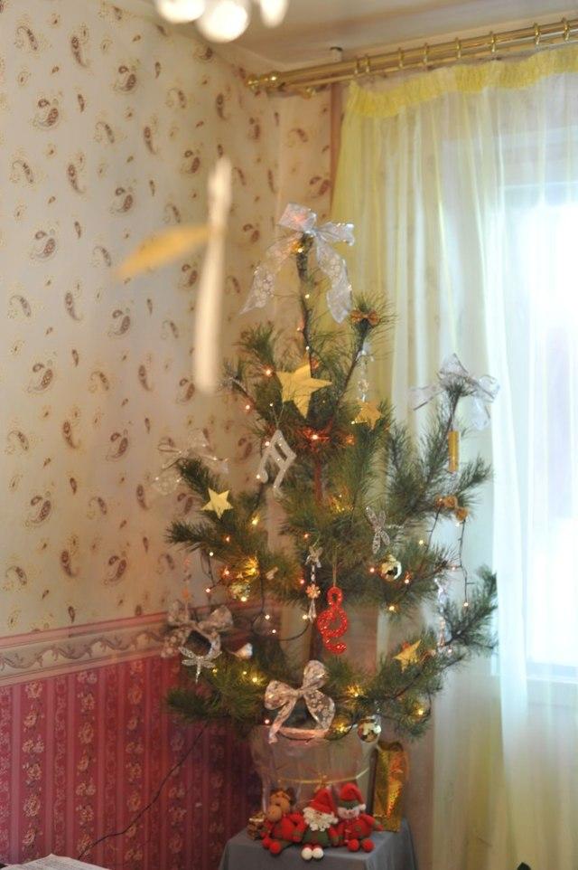 New year tree g