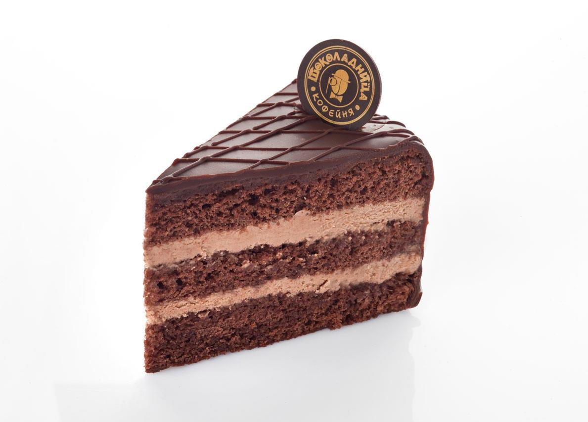 Chocolate Cake And Soda