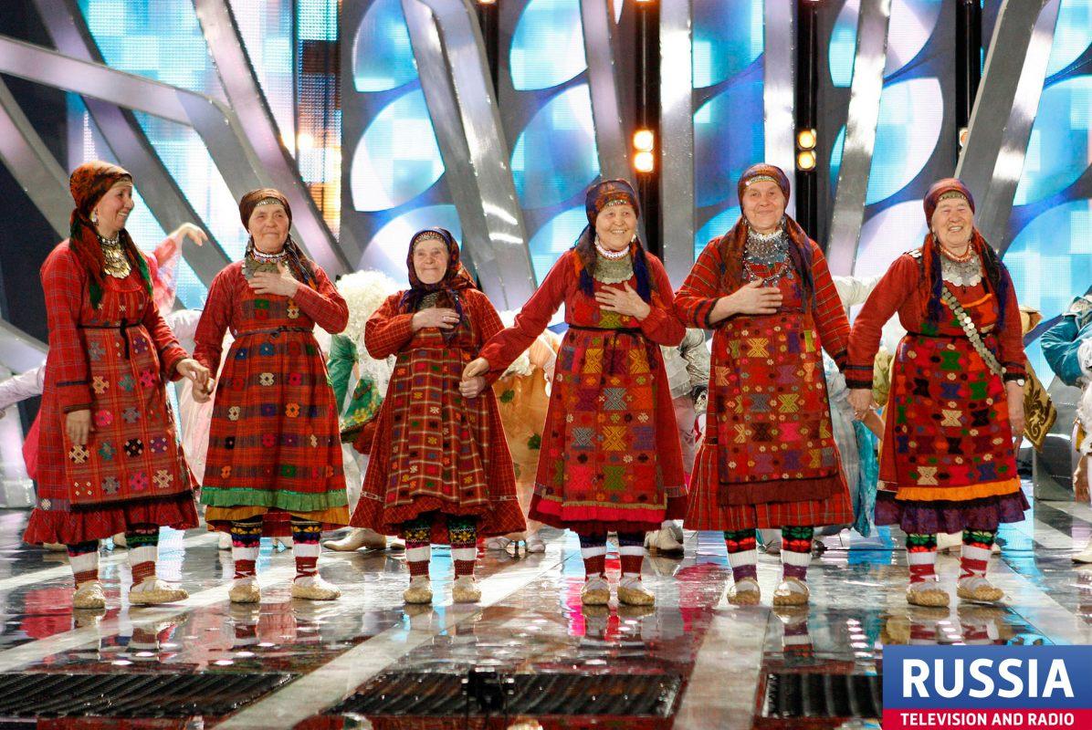 бурановские бабушки евровидение 2012 песня