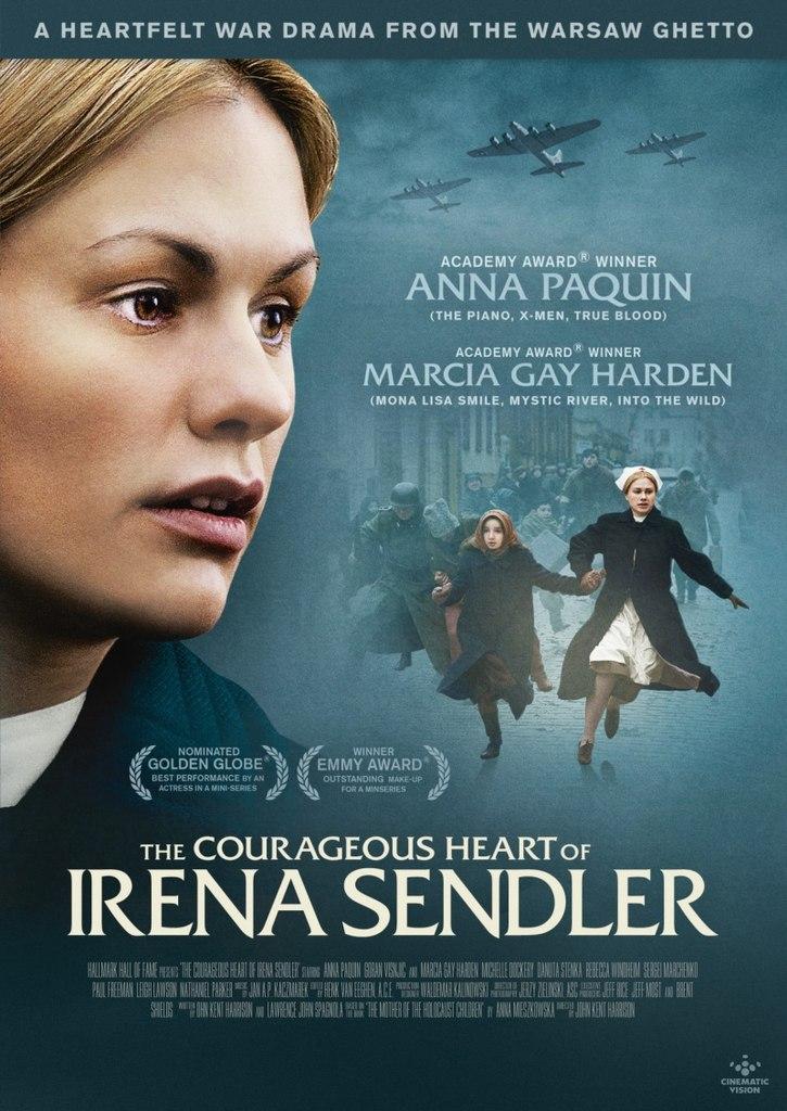 The Courageous Heart of Irena Sendler (TV Movie   ...
