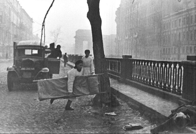 Seige of Leningrad d