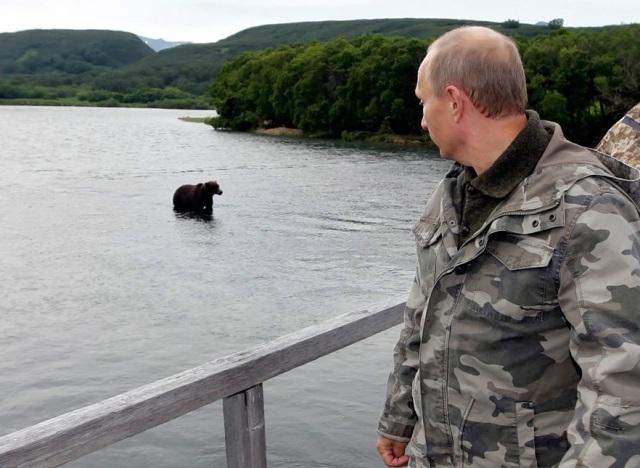 Kamchatka region. (AP Photo/RIA Novosti, Alexei Druzhinin)