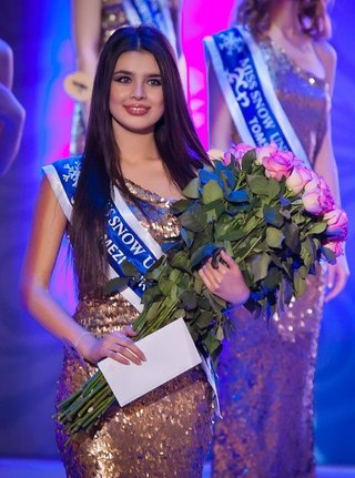 (photo: press pool Miss Russia 2013)