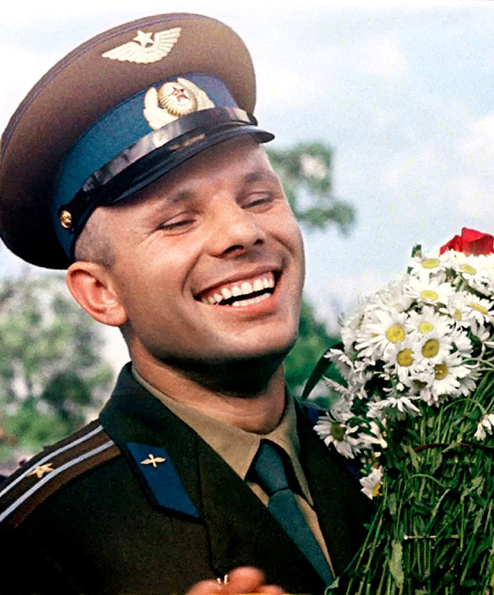 do what did yuri gagarin - photo #8