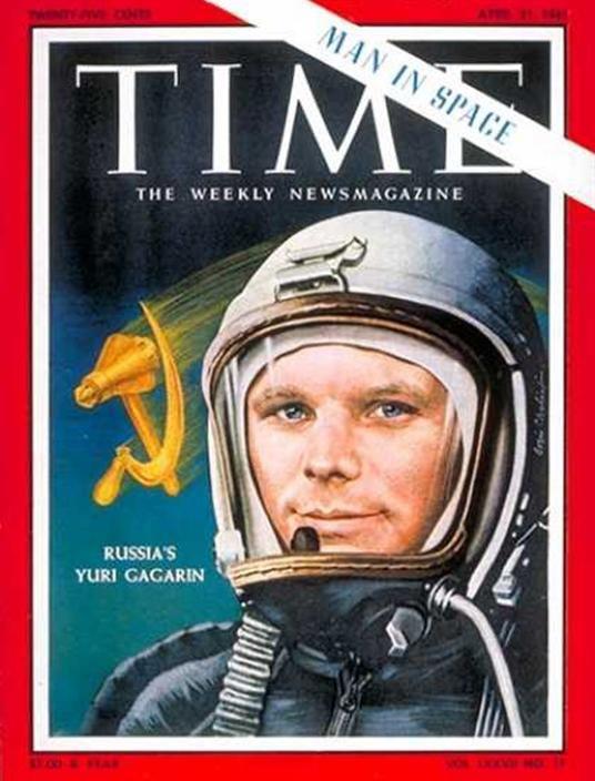 Yuri Gagarin day april 12