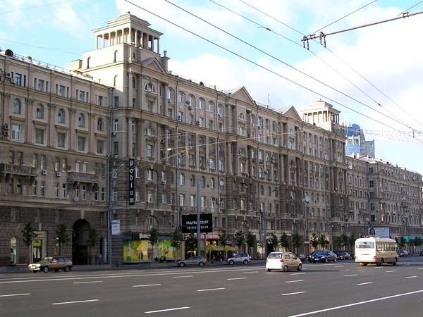 26 Kutuzovskiy Prospekt. (foto: Максим Феоктистов)
