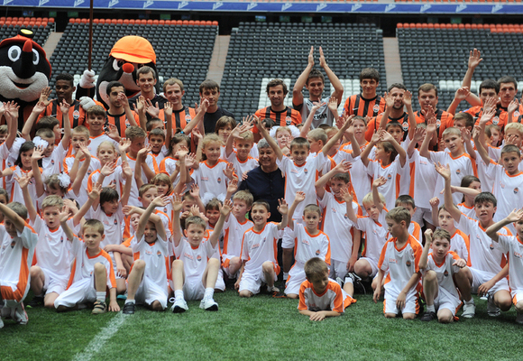 football club Shakhtar Donetsk d