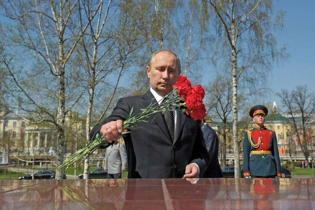 Victory Day Putin Hero cities