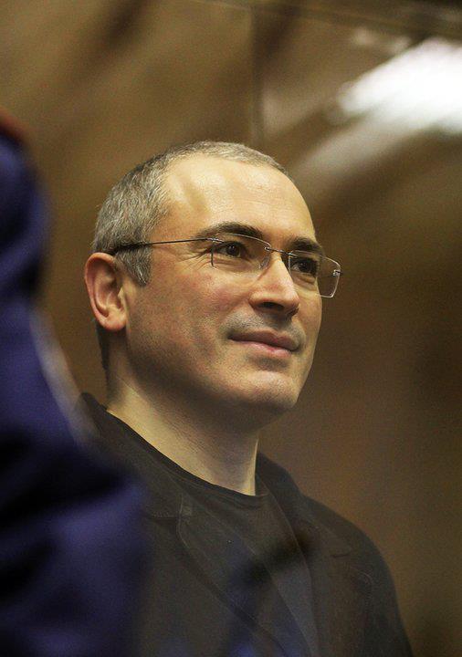 Mikhail Khodorkovsky k