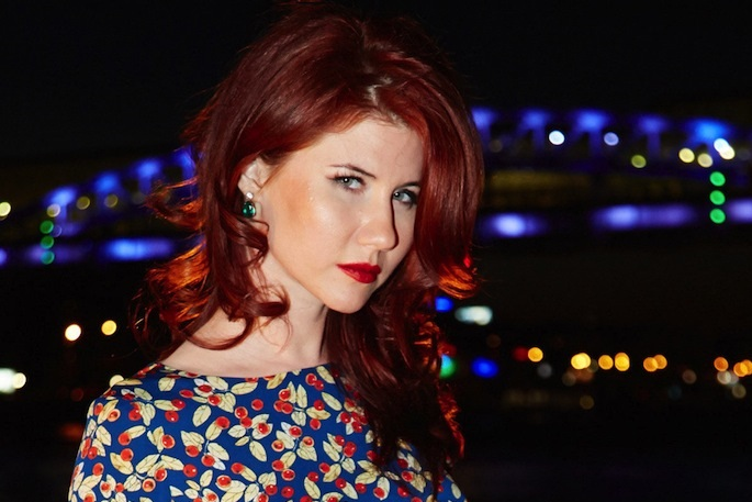 Anna Chapman Proposes-To-Edward-Snowden