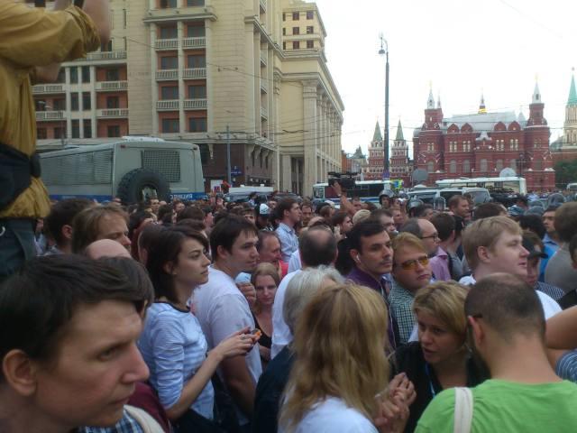 Navalny sentence reaction b Dmitry Cheremisov