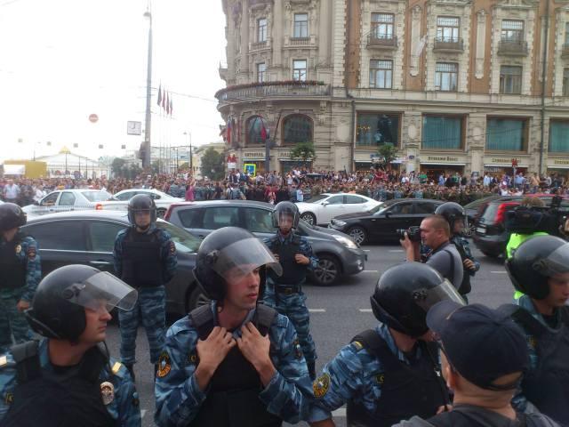 Navalny sentence reaction f Dmitry Cheremisov