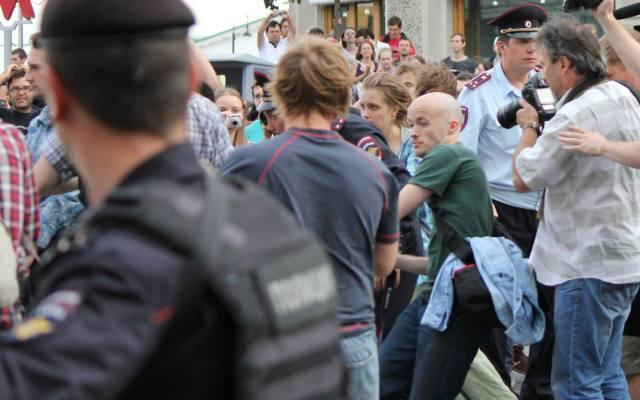 Navalny sentence reaction Marina Perfileva i