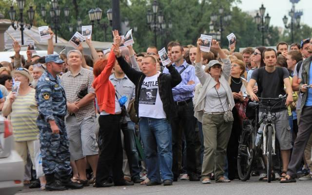 Navalny sentence reaction Marina Perfileva k