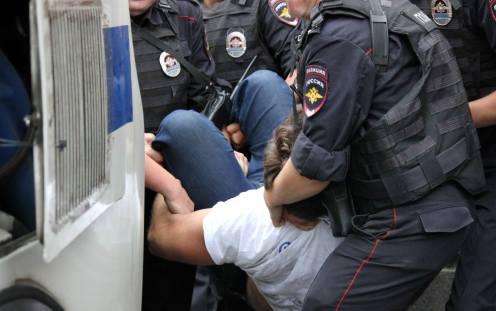 Navalny sentence reaction Marina Perfileva l