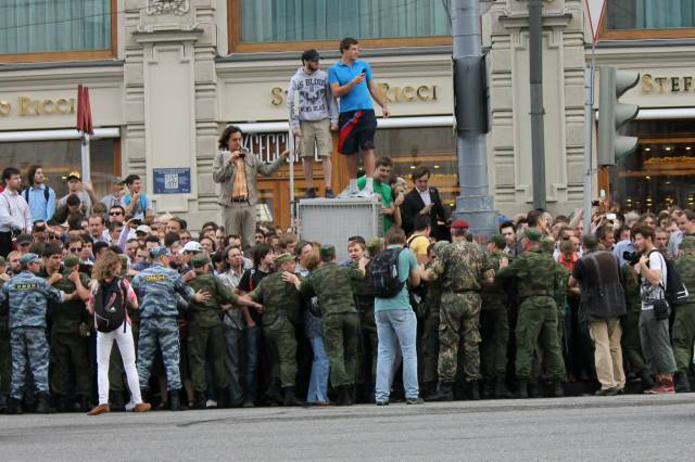 Navalny sentence reaction Marina Perfileva m