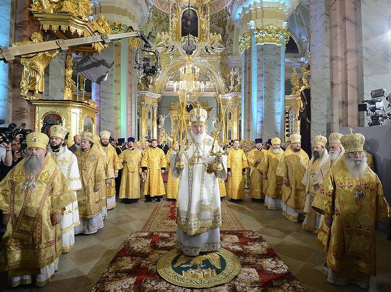 Romanov St P Kirill