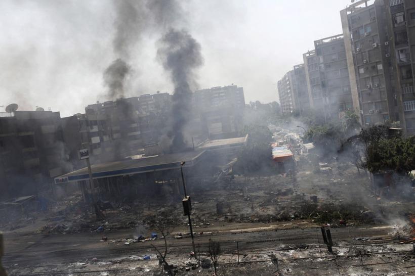 Egypt aug 15 riots c
