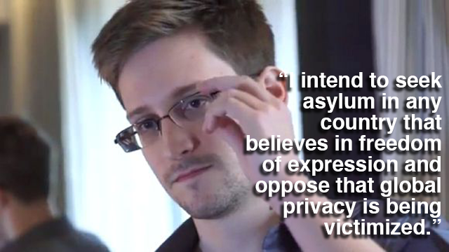 Snowden Edward b