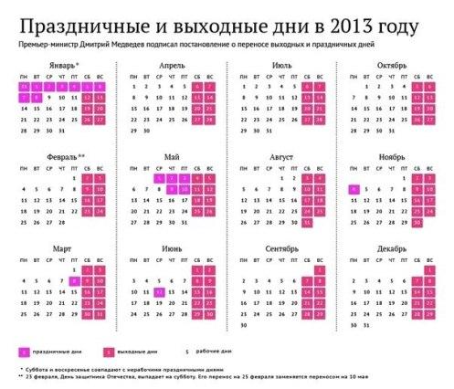 calendar 2013 b