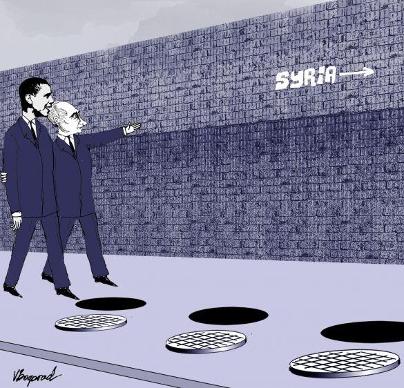putin obama syria