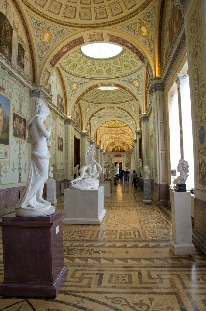 Hermitage/Winter Palace. (photo: Svetlana Korobova)