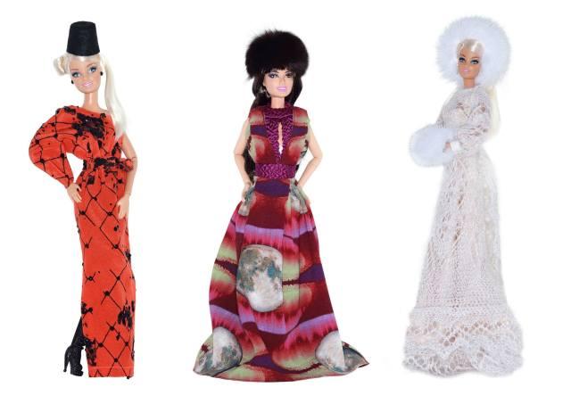 Barbie anniversary RBTH