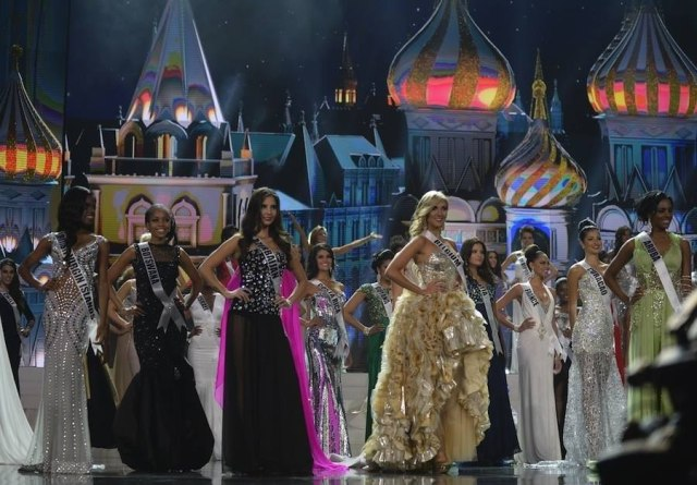 miss universe a