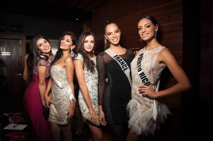 Miss Universe b