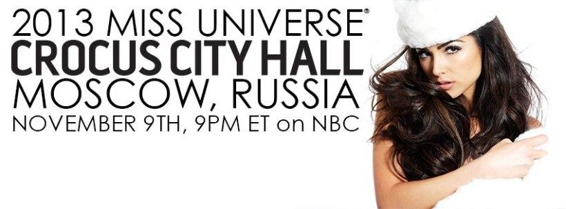 Miss Universe banner