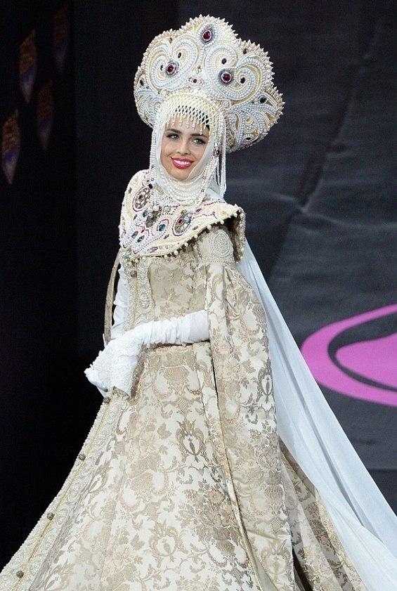 Elmira Abdrazakov, Miss Russia 2013.