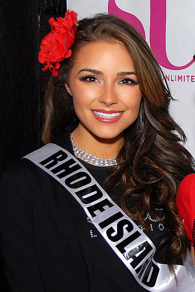 Miss Universe 2012, Olivia Culpo, Rhonde Island, USA. (Photo by Glenn Francis and www.PacificProDigital.com)