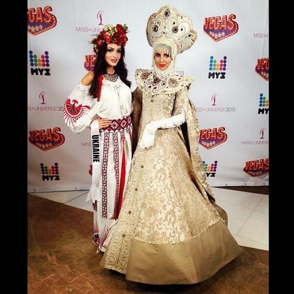 Miss Universe Ukraine Russia b