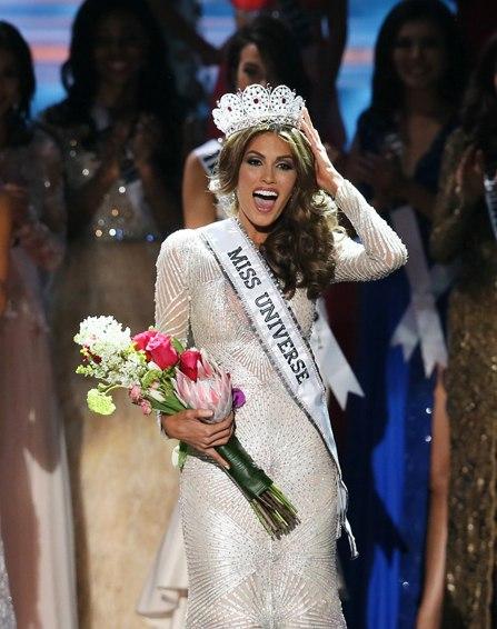 Miss Universe, 2013.